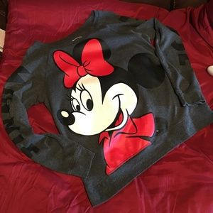 DISNEY  T SHIRT  JR. XXL 19   MINNIE MOUSE